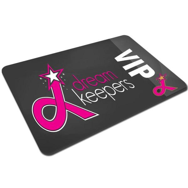 Dream Keepers VIP Membership Card