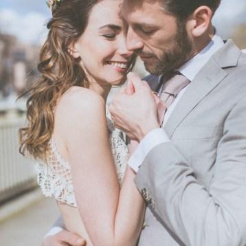 Urbane Hochzeit Nina & Marc