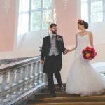 Sabrina & Thomas – Wunderschöne Hochzeit im Kloster