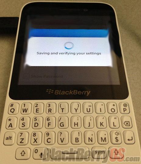 BlackBerry R Series