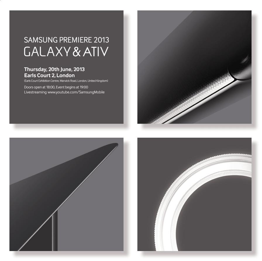 Samsung_Premiere_2013_GALAXY&ATIV_1