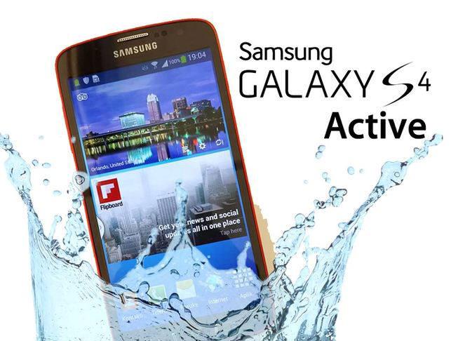 Galaxy S4 Active