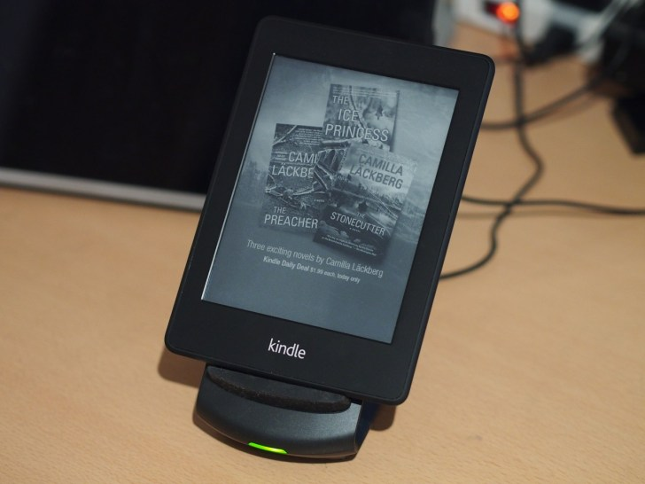 Kindle Paperwhite qi