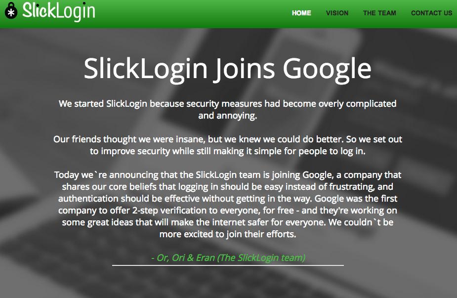 SlickLogin___Security_People_Love