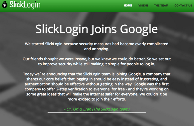 SlickLogin___Security_People_Love