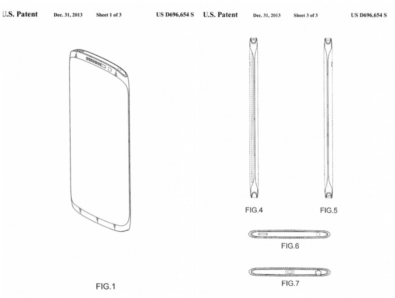 Samsung-Galaxy-Note-4-patent