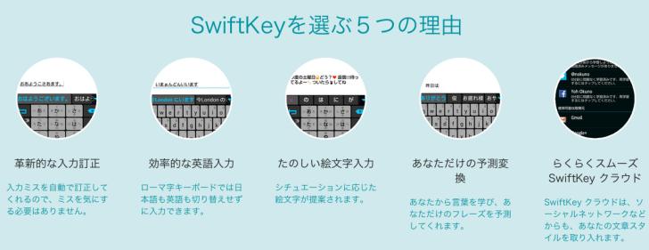 SwiftKey_日本語入力_-_スマホでサクサク_日本語入力