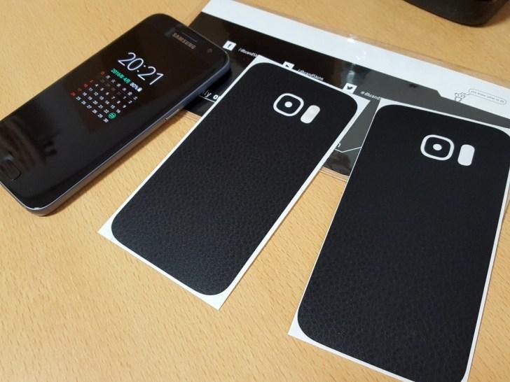 Galaxy S7 dbrand