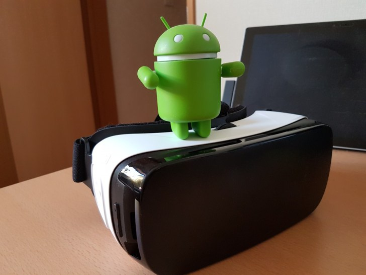 Android VR