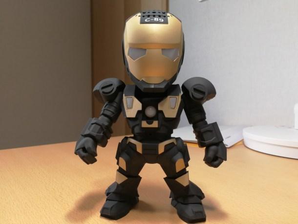 C-89 iron man Speaker