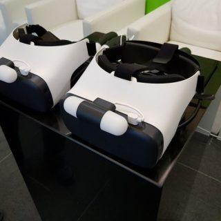 HTCの新VRゴーグル「LINK」を一足早く体験。メガネのまま装着可能 #HTCグローバルレポーター