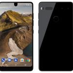 Androidの父Andy Rubin、ベゼルレスでデュアルカメラ搭載のEssential Phoneを発表
