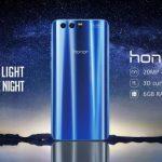 honor 9が欧州でも発売、HUAWEI P10同等仕様で約2万円安い
