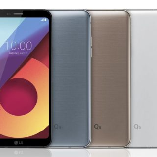 LG Q6/Q6+/Q6α発表、G6のベゼルレスディスプレイを踏襲したミドル端末