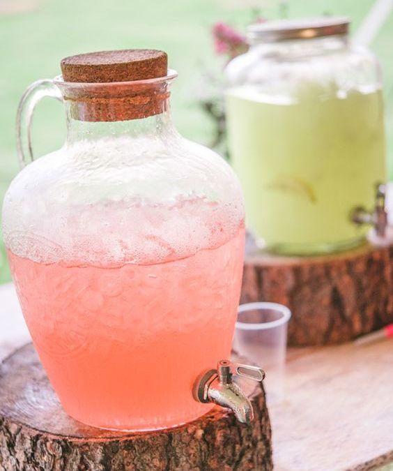 Refresca tu fiesta con limonada!