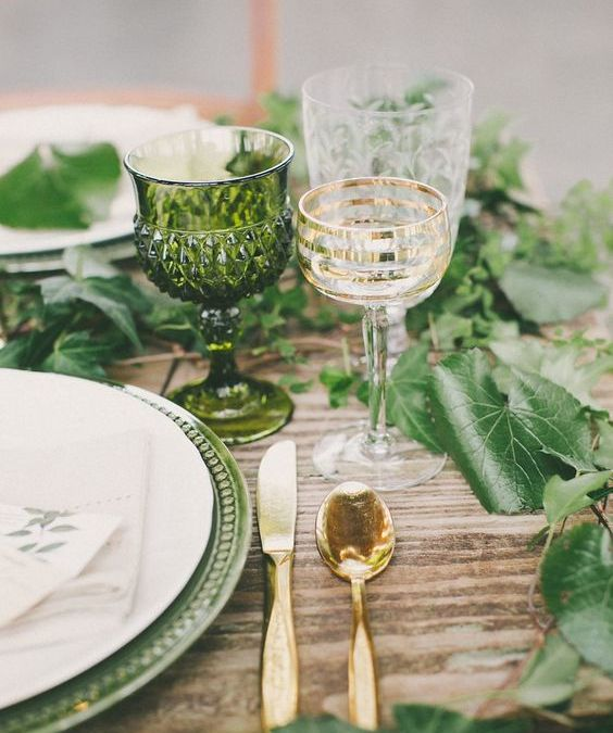 Greenery, el color del año 2017