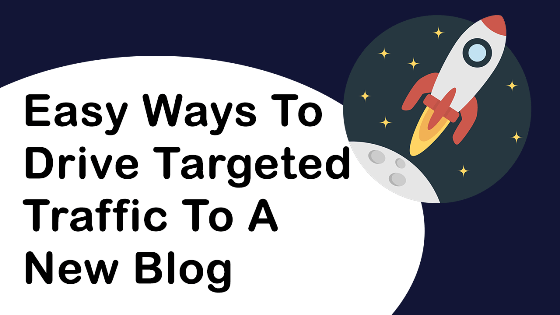how to drive free targeted traffic to a new blog