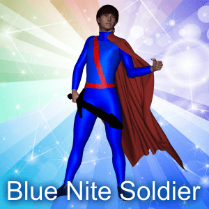 blue nite soldier