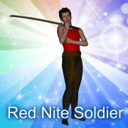 red nite soldier