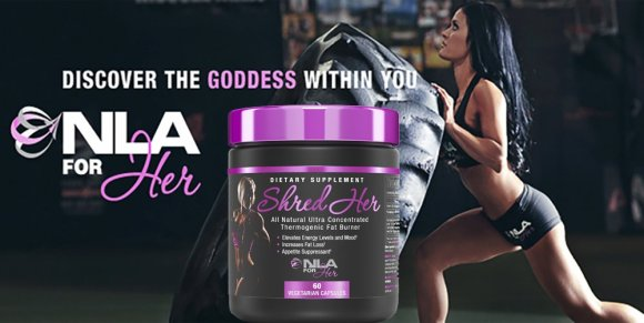 Shred Her Fat Burner for women