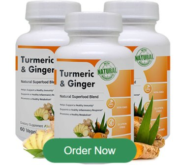 Buy Turmeric and ginger supplements