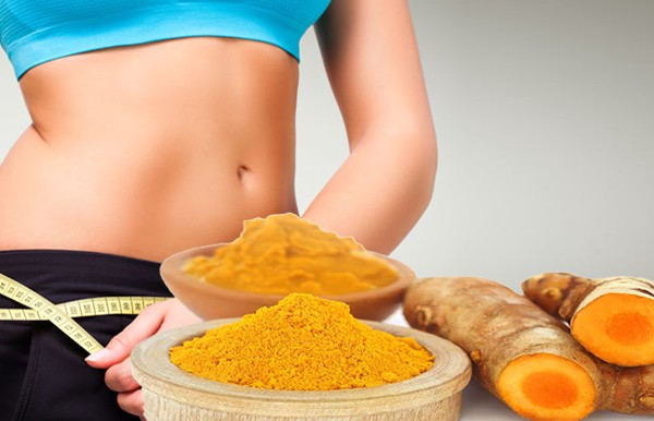 Turmeric and ginger weight loss pills
