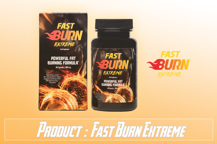 Fast burn extreme weight loss
