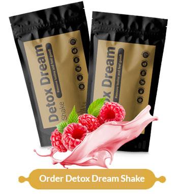 Order Detox Dream Shake