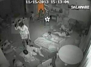 VIDEO Parents Horrified As They Watch Teachers Beating Nursery Children