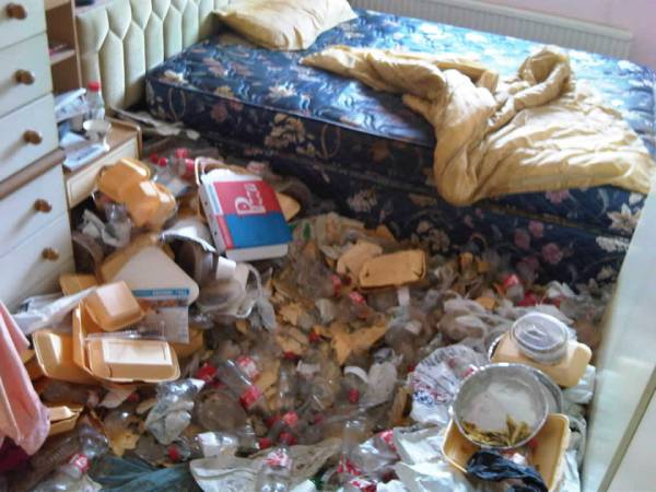 Special Cleaning: Hoarders | Dream Clean Services