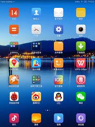 Nein, nicht meines. Ich hatte gar nicht so viele Apps drauf. Aber so sieht das original aus. Sehr Apple, wie ich meine