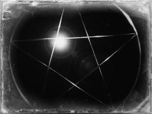 Pentagramm-Elementeharmonie