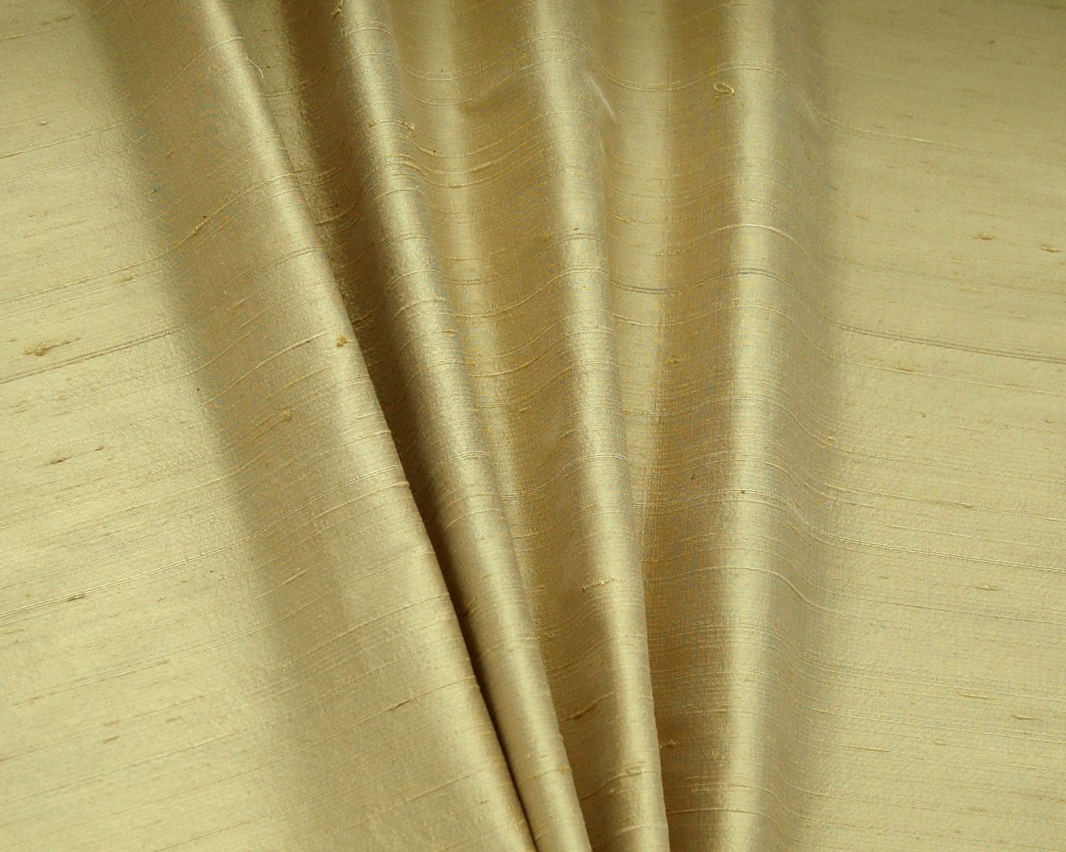 Gold Dupioni Silk Curtains Drapes And Shades Custom Made In The USA