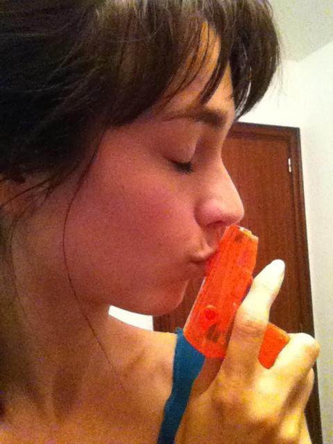 Kiss Kiss Squirt Squirt
