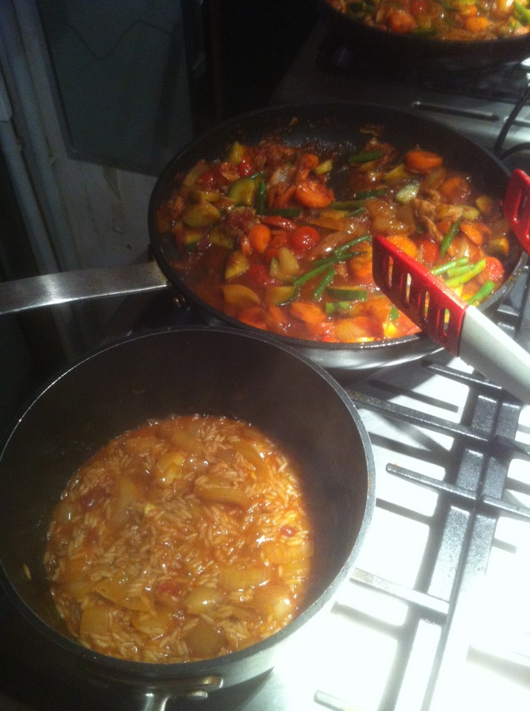 Yummy stew