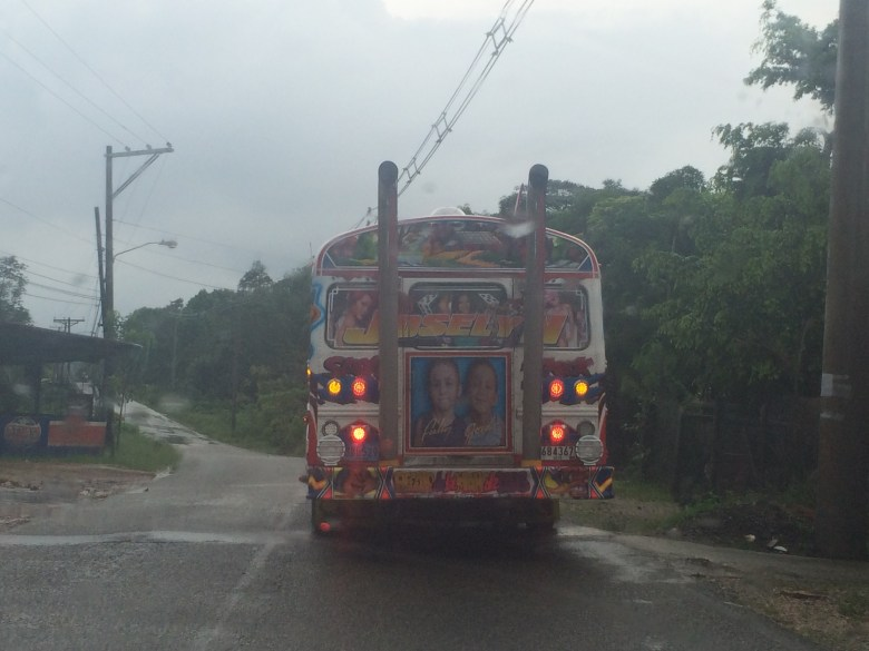Scariest buses ever.