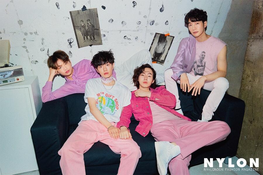 Hoppipolla Pemenang SuperBand JTBC © NYLON Magazine