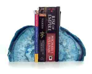 100 Gifts for Writers - Agate Bookends