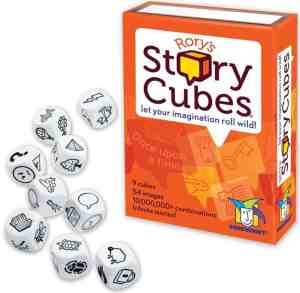 100 Gifts for Writers - Rory's story cubes