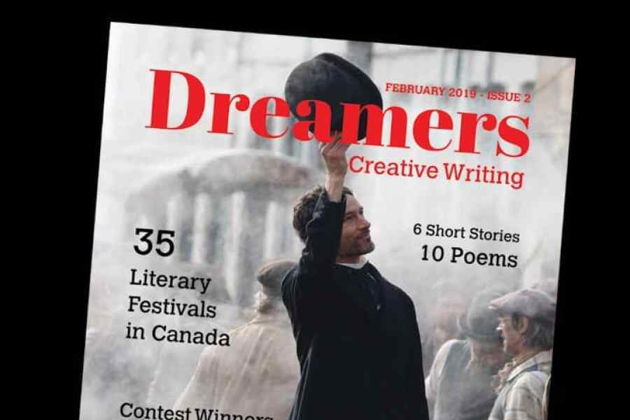 Dreamers Magazine Issue 2