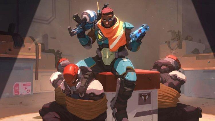 Overwatch : Baptiste 1