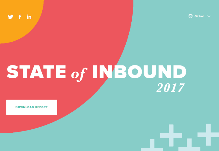 state of the inbound marketing
