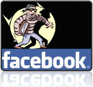 stealing Facebook fan page