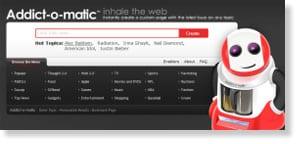 addictomatic Free Social Media Monitoring Tools