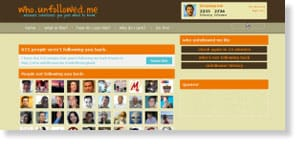 whounfollowedme 48 Free Social Media Monitoring Tools