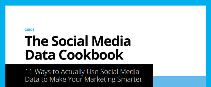 social media data cookbook