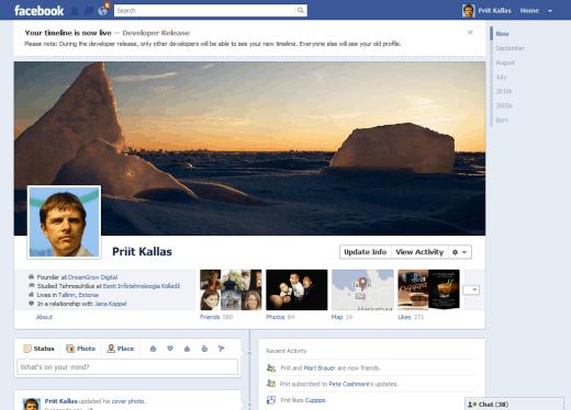 facebook timeline 520x374 Enable Facebook Timeline Right Now