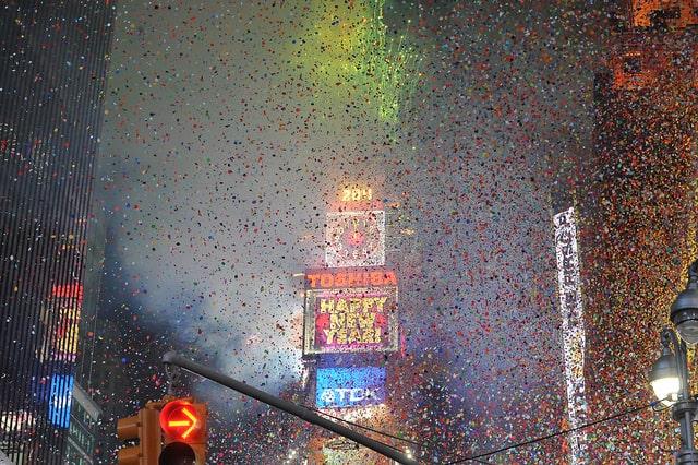 NY Times New Years