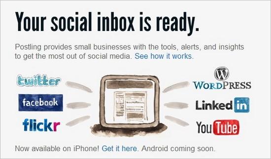 postling social media tool