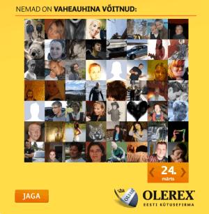 olerex winners
